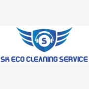 SK Eco Cleaning Service logo