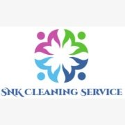 Logo of SNK Cleaning Service