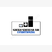 Shekh Shehzad Air Conditioning logo