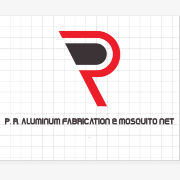 Logo of P. R. Aluminum fabrication & mosquito net