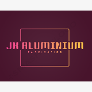 Logo of JK Aluminium Fabrication