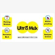 Logo of Ultra Max Services India Pvt. Ltd.