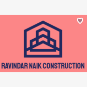 Logo of Ravindar Naik Construction