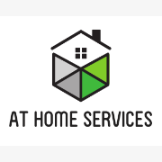Logo of At Home Services