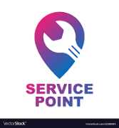 Logo of Service Point