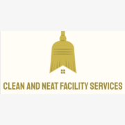 Logo of CLEAN & NEAT FACILITIES SERVICES