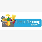 D Deep Cleaning  logo