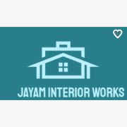 Jayam Interior Works logo