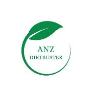 Logo of ANZ DIRTBUSTER