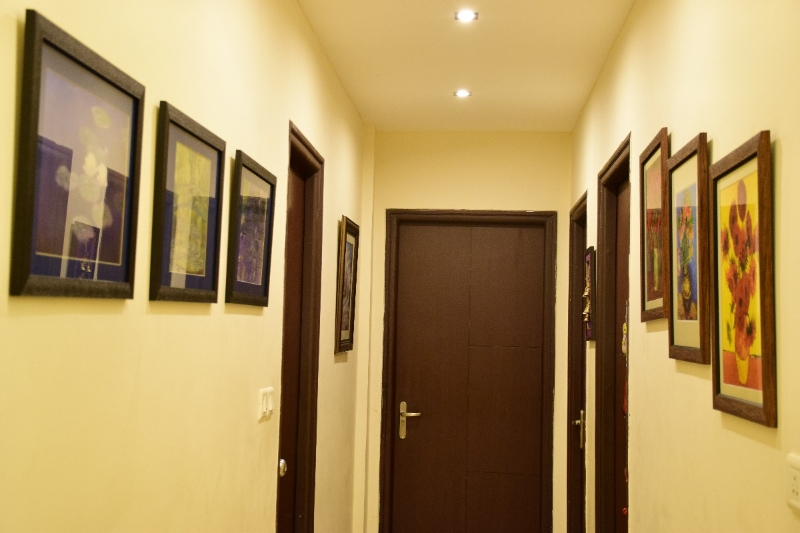 Art on the Walls - A Colourful Expression - HomeTriangle