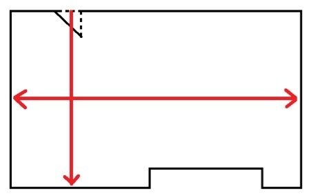Interior Design Measurements Part 1 Wall Painting Hometriangle