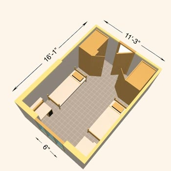 Interior Design Measurements Part 2 Room Sizes