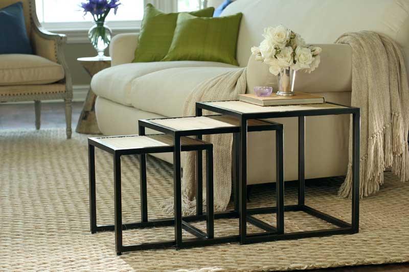 Design smarts for small homes hometriangle - Rhythm in interior design ...