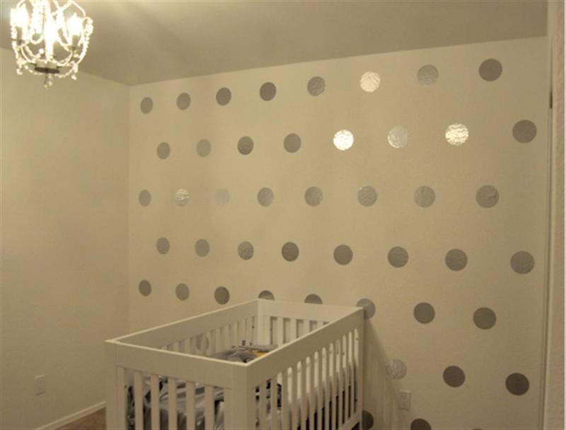 Excellent Polka Dot Wall Art Ideas - Wall Art Ideas - dochista.info
