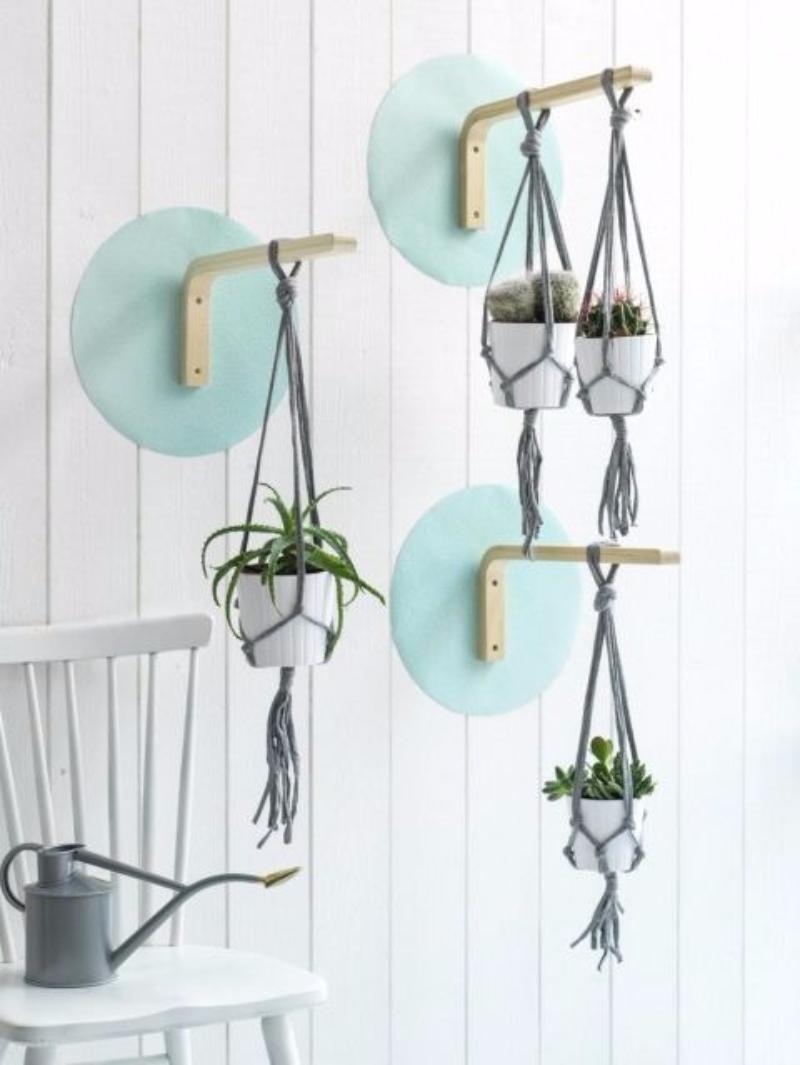 Keukenrek Staand : IKEA Hanging Plant