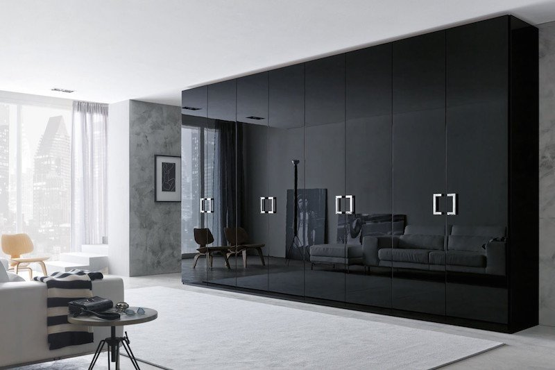 Home Design Ideas Pictures: Modern Wall Wardrobe Almirah Designs