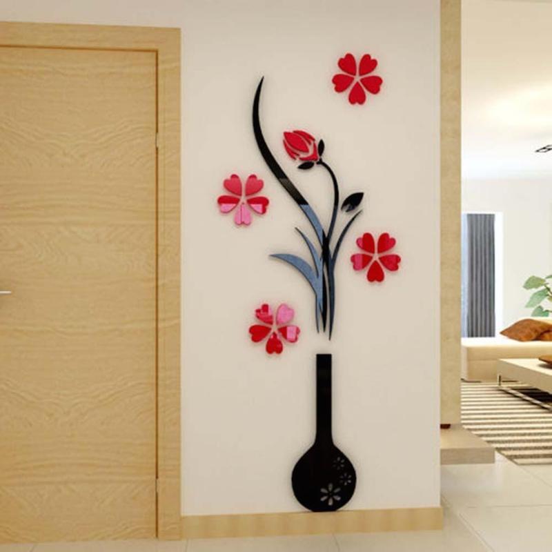 3D Colorblock Wall Art