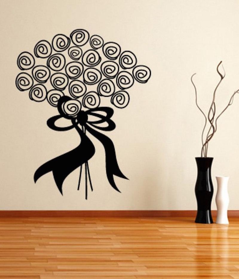 Ribbon Wall Art