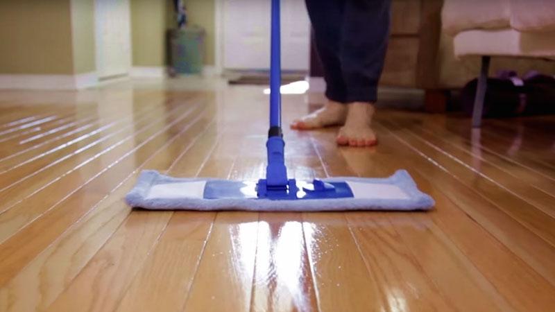 14 things you should deep clean this season hometriangle Deep clean wood floors