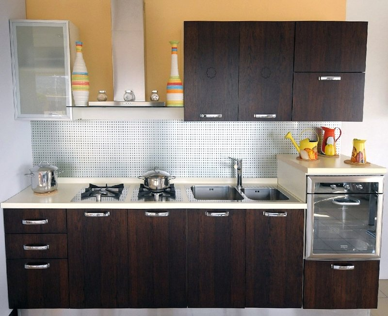 designs of small modular kitchen. When a lady feels comfortable inside her own kitchen she can be creative  while cooking and preparing food with passion for family guests Use Your Space Wisely By Creating A Modular Kitchen Design For