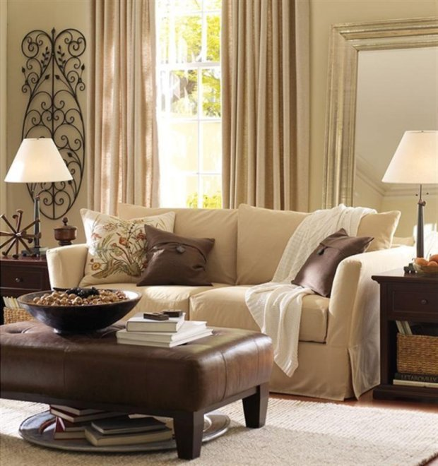 Dress up the couch rethink your sofa hometriangle - Living room throw blankets ...