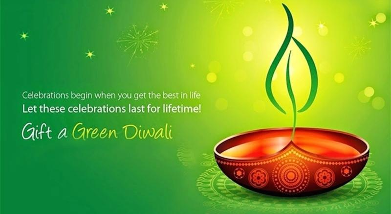Celebrate This Diwali The Eco Friendly Way Hometriangle