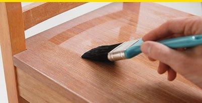 Painting Wood A Ready Reckoner Hometriangle