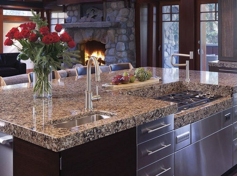 10 Materials to Use for Kitchen Countertops - HomeTriangle