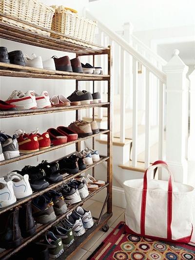 Nifty Shoe Storage Ideas By The Main Door Hometriangle