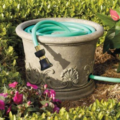 Stylish Storage For Your Garden Hose HomeTriangle