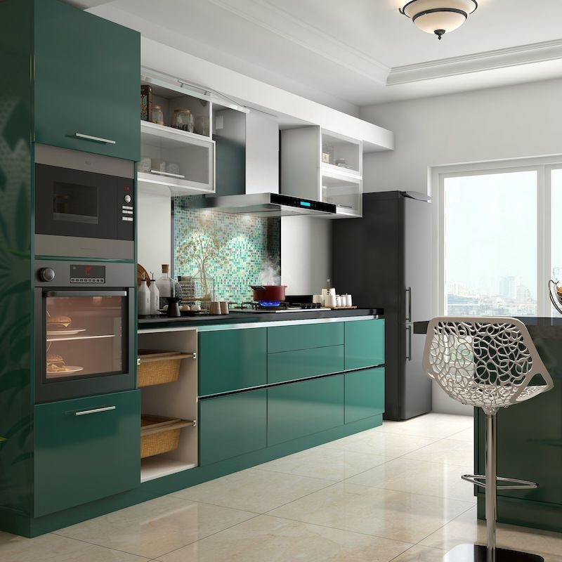 Rejuvenate Ur Modular Kitchen - Trending Modular Designs ...