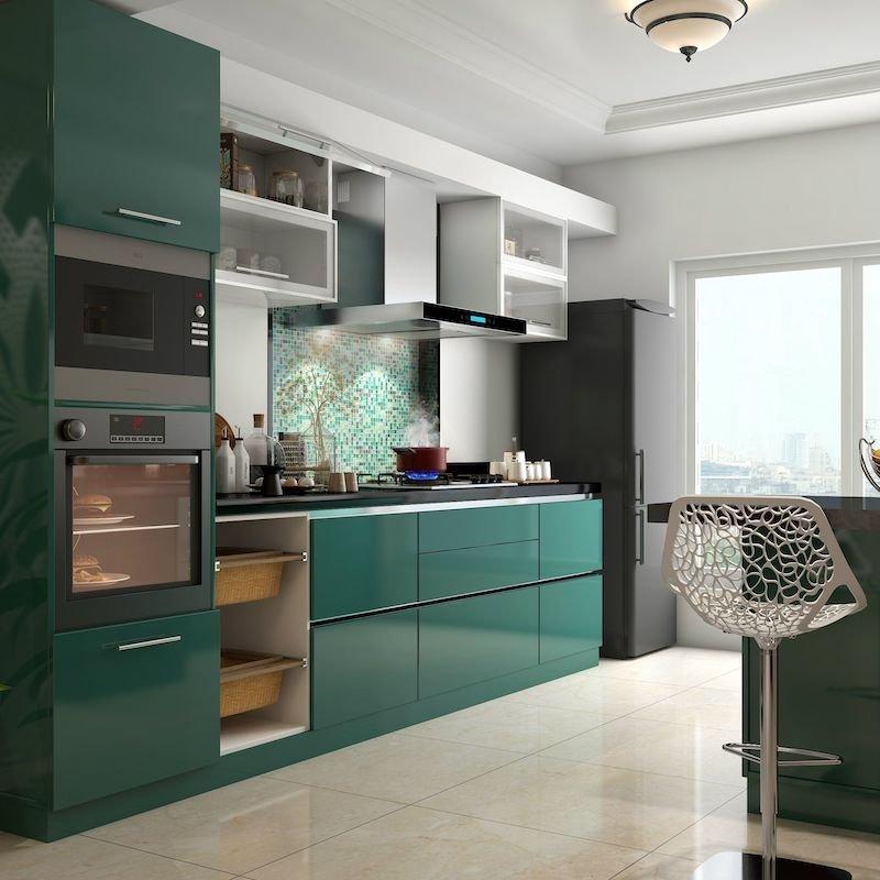 Rejuvenate Ur Modular Kitchen Trending Modular Designs In India Hometriangle