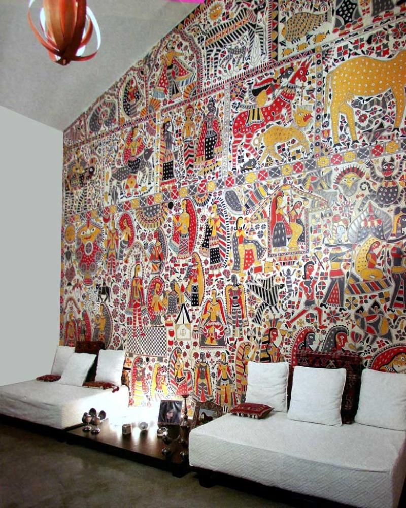 "5 ""India Chic"" Ideas For Interior Design And Decor"