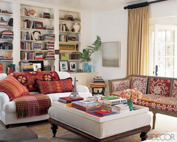 5 India Chic Ideas For Interior Design And Decor