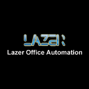 Logo of Lazer office Automation