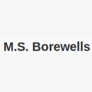 Logo of M.S. Borewells