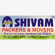 Logo of Shivam Packers & Movers
