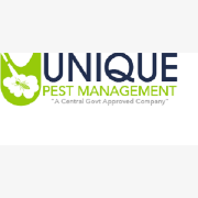 Unique Pest Management logo
