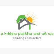 Logo of P Krishna Painting and Art Works