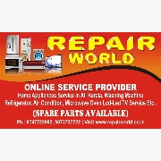 Logo of Repair World - Delhi
