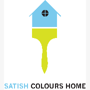 Satish Colours Home logo