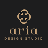 Logo of Aria  Design Studio