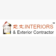R.K Interiors And Exterior Contractor logo