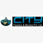 Logo of City Packers & Movers Pvt.Ltd.
