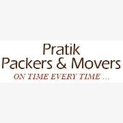 Logo of Pratik Packers & Movers