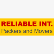 Logo of Reliable Packers and Movers