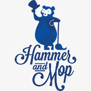 Logo of Hammer and Mop