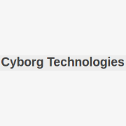 Logo of  Cyborg Technologies